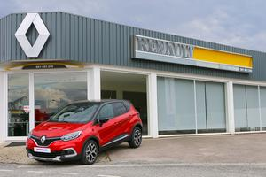 Renault Captur TCe Exclusive - (GPS/LED's) (10 Kms)