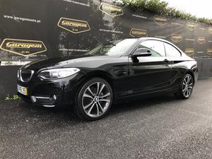 BMW Série  d Line Sport (190cv) (2p)