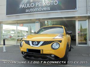 Nissan Juke 1.2 DIG-T N-Connecta (115cv) (5p)