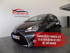 Toyota Yaris 1.0 VVT-I COMFORT + P. STYLE (5P)*VENDIDO*