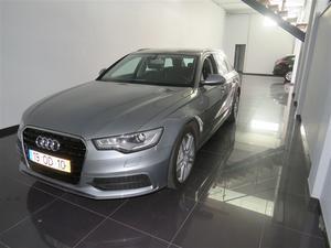 Audi A6 Avant 2.0 TDi S-line Multitronic (177cv) (5p)