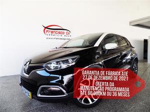 Renault Captur 1.5 DCI ECO2 EXCLUSIVE (5P)