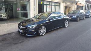 Mercedes-Benz Classe CLA 200 CDi Urban (136cv) (4p)