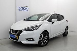 Nissan Micra 1.5 dCi Acenta + Pack NAV