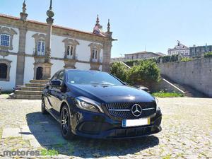 Mercedes Classe A 180 d AMG Line