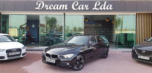 BMW Série  D TOURING ADVANTAGE Efficient Dynamics