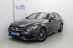Mercedes-Benz Classe C BlueTEC Station Avantgarde