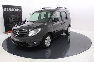 Mercedes-Benz Citan 109 CDi 5 Lugares / Barras de