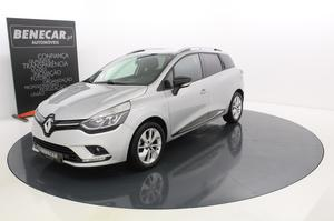 Renault Clio Sport Tourer Energy 1.5 dCi Limited