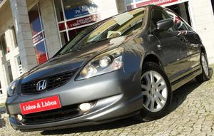 Honda Civic 1.6 ES Exclusive (110cv) (5p)
