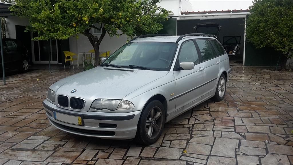 BMW Série  d Touring (136cv) (5p)