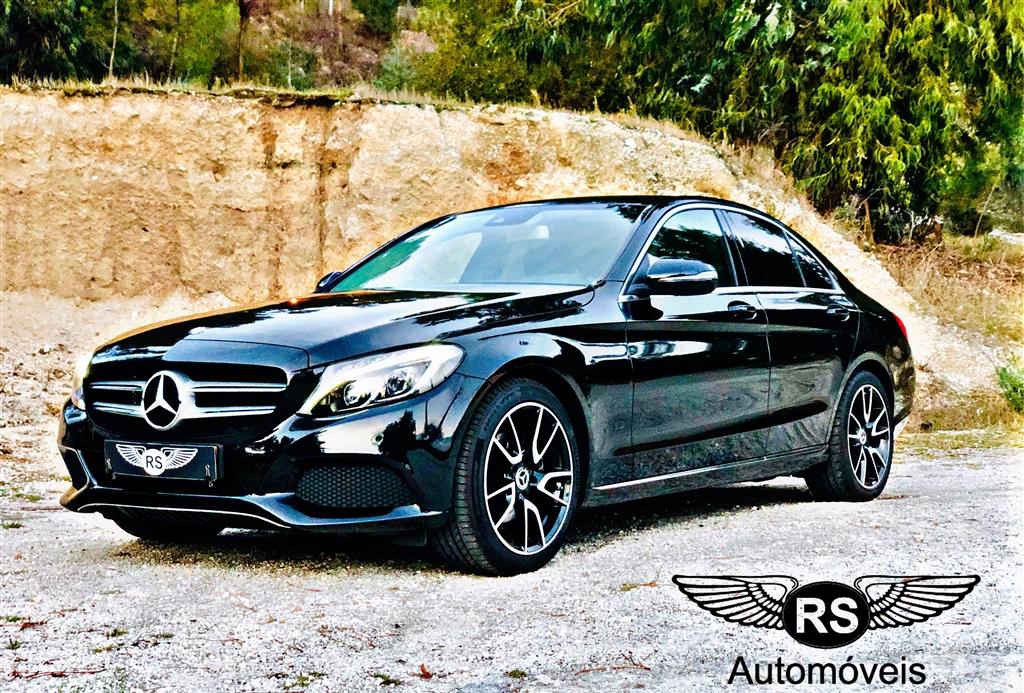 Mercedes-Benz Classe C 220d Avantgarde+ 7G-Tronic 170cv