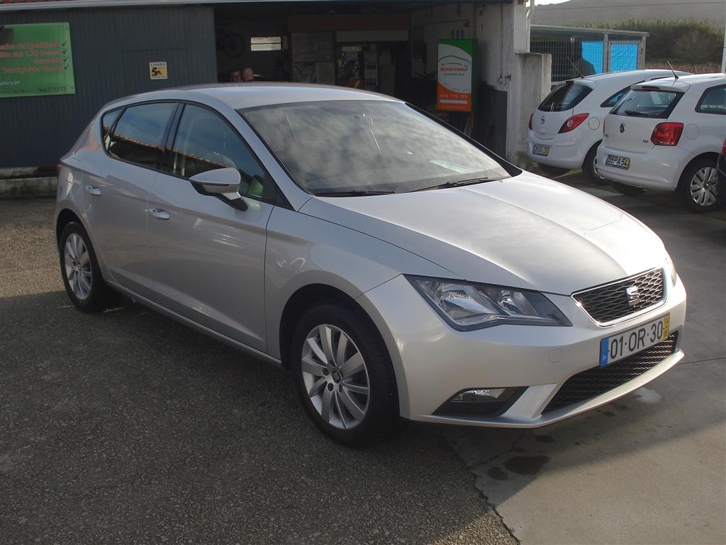 Seat Leon 1.6 TDi Reference Ecomotive (105cv) (5p)