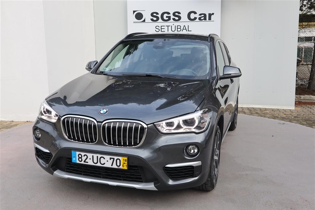 BMW X1 16 d sDrive Advantage (116cv) (5p)