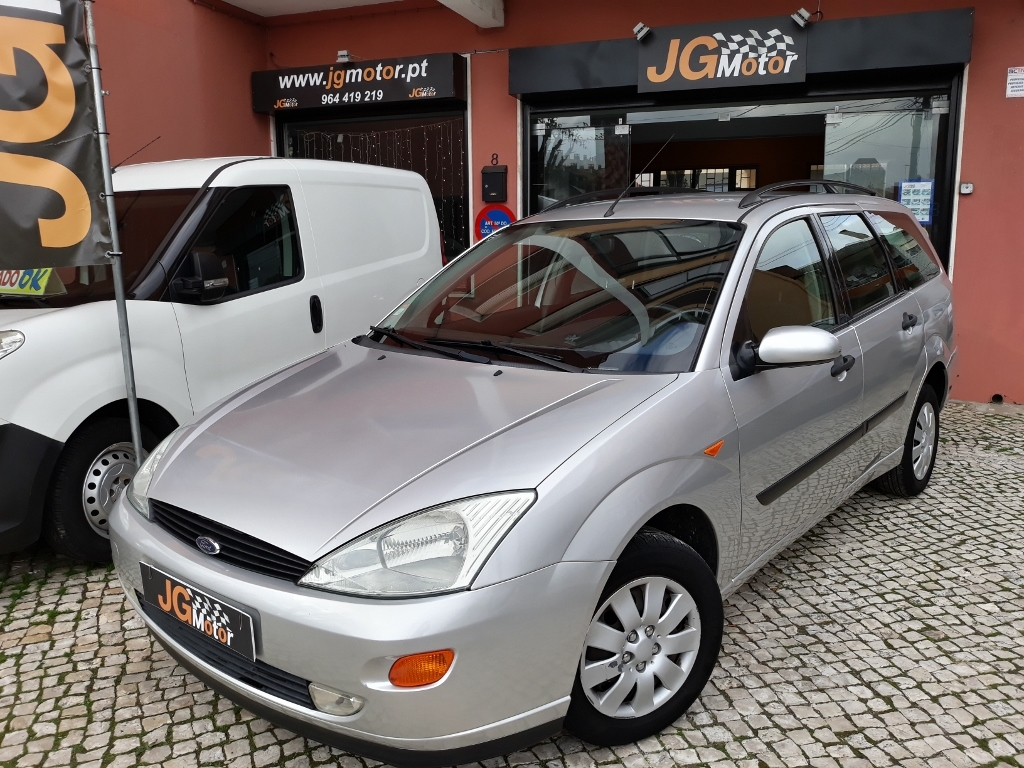 Ford Focus Station 1.6 Ambiente (100cv) (5p)