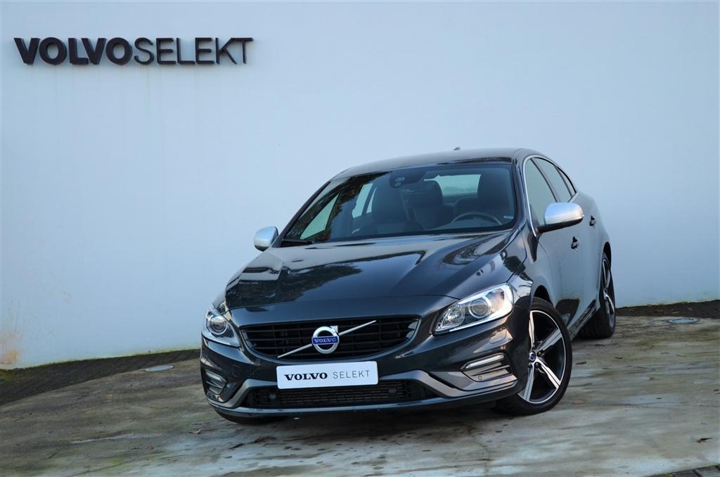 Volvo S D4 R-Design Momentum Geartronic (181cv)