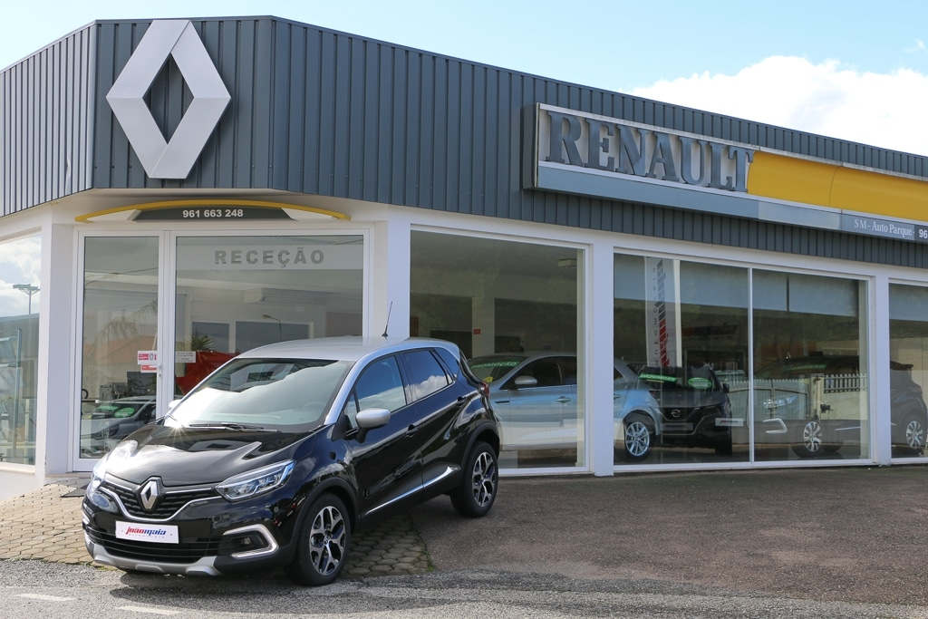 Renault Captur TCe Exclusive - (GPS/LED's) (0 Kms)