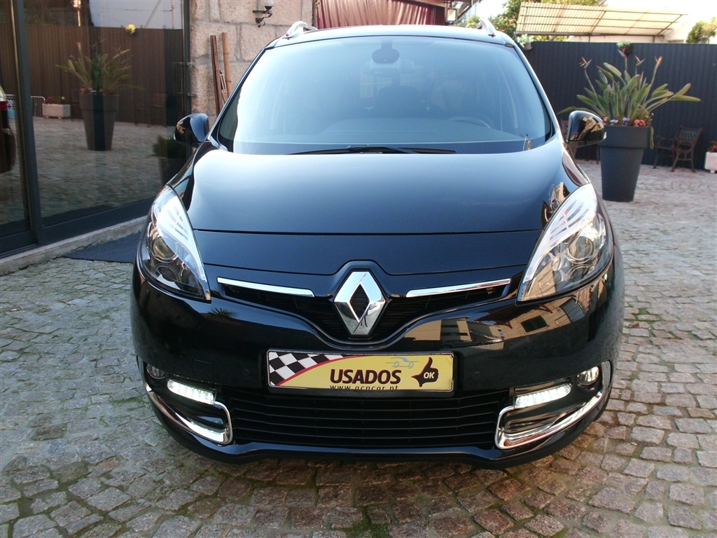 Renault Scénic 1.5 dCi Bose Edition EDC SS (110cv)