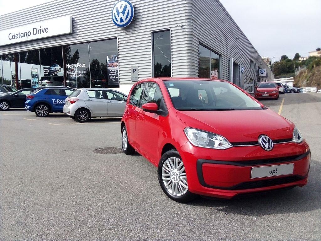 Volkswagen Up cv move up blueMotion technology