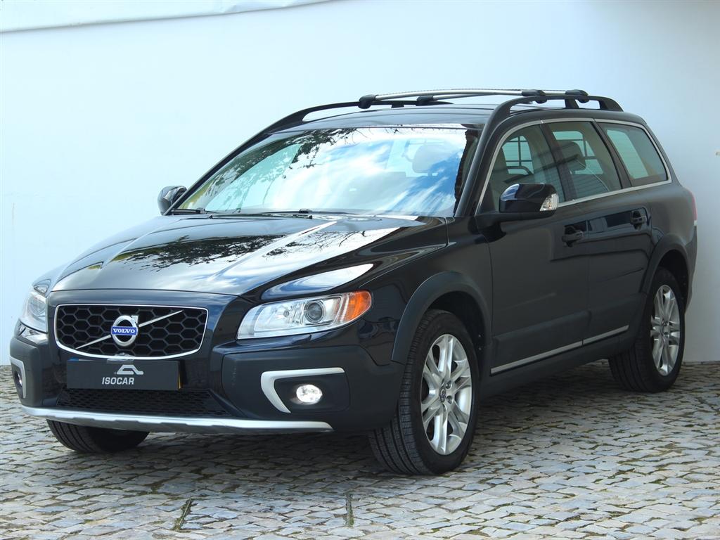 Volvo XC D4 Summum Geartronic (181cv) (5p)
