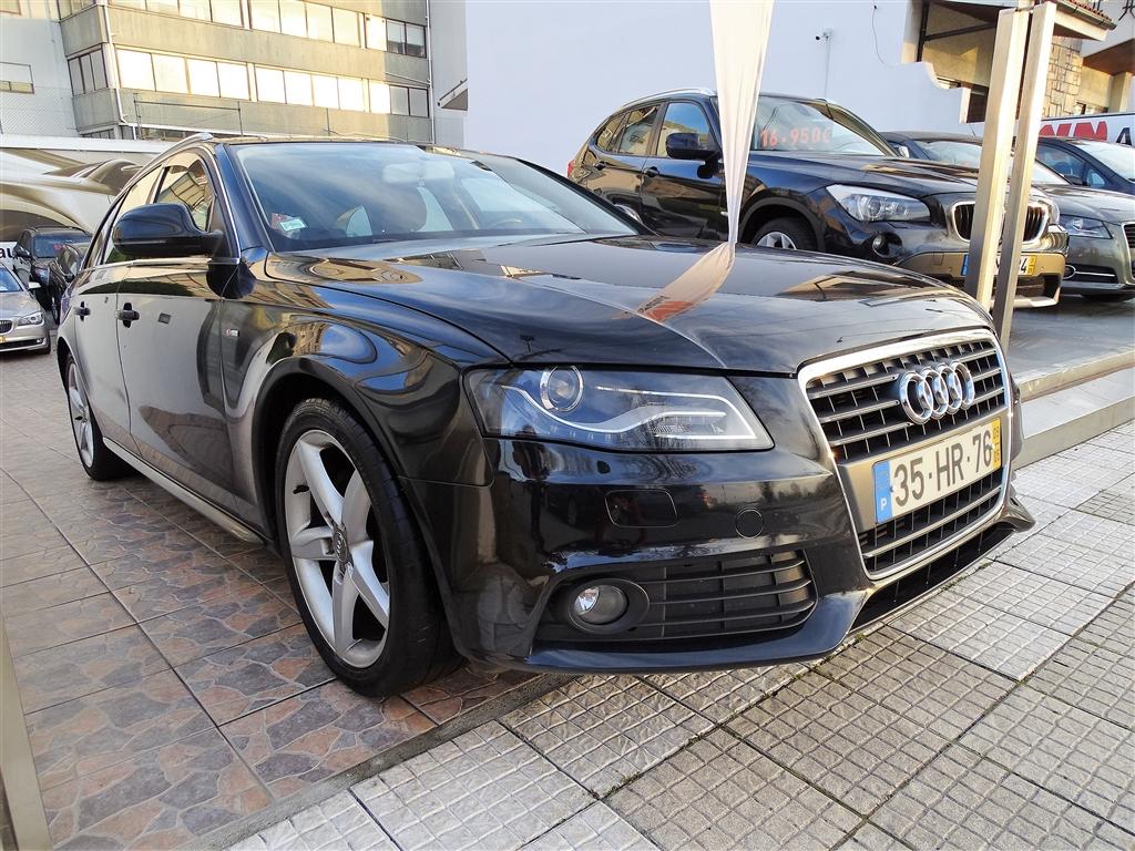 Audi A4 AVANT 2.0 TDI S-LINE MULTITRONIC NACIONAL 143