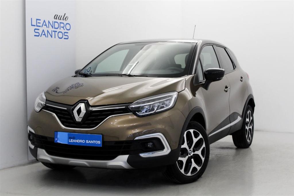 Renault Captur 1.5 DCi Exclusive 90cv GPS Camara
