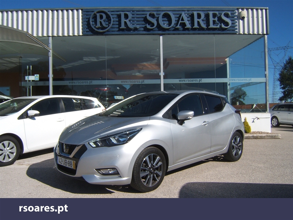 Nissan Micra 0.9 IG-T Acenta S/S (90cv) (5p)