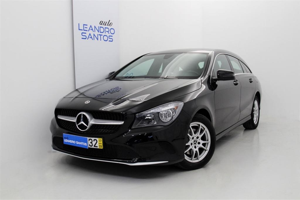Mercedes-Benz Classe CLA CLA 180 CDI