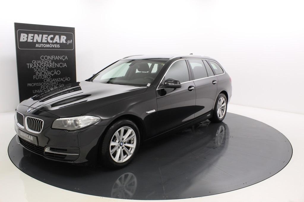 BMW Série 5 d Touring Cx. Aut. 190cv GPS