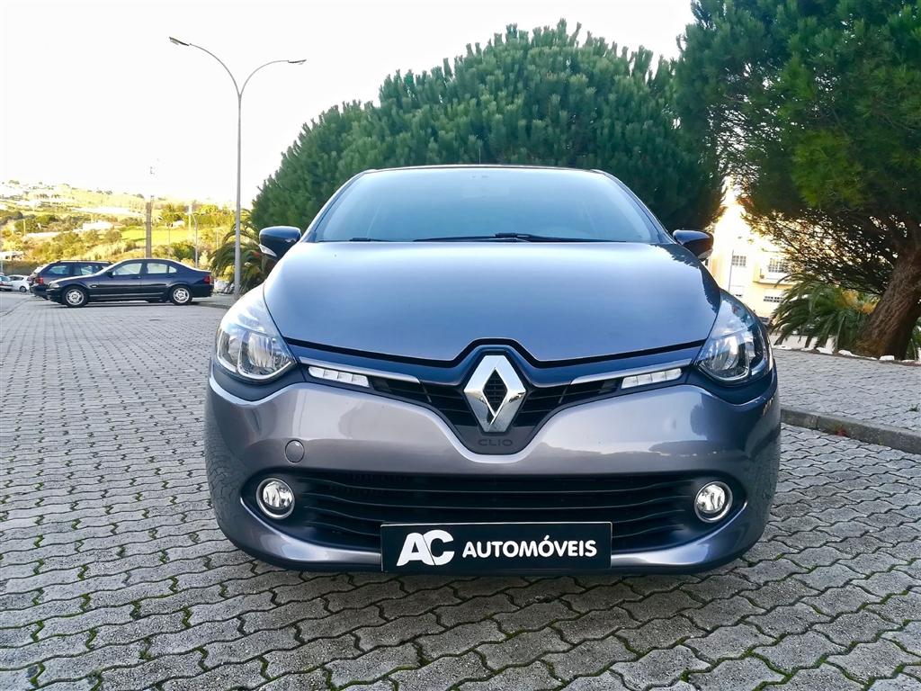 Renault Clio 1.5 dCi #Clio (90cv) (5p)