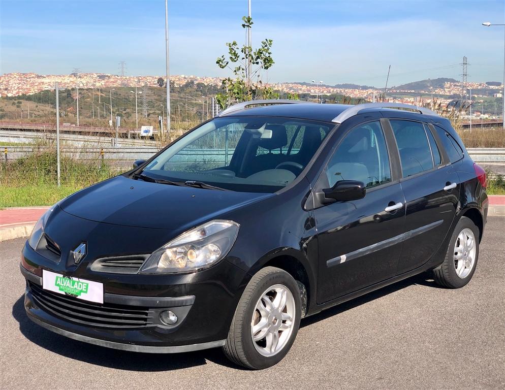 Renault Clio Break 1.2 TCE Dynamique (100cv) (5p)