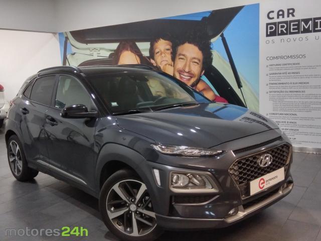 Hyundai Kauai PREMIUM 4X2 1.6 CRDi MY19
