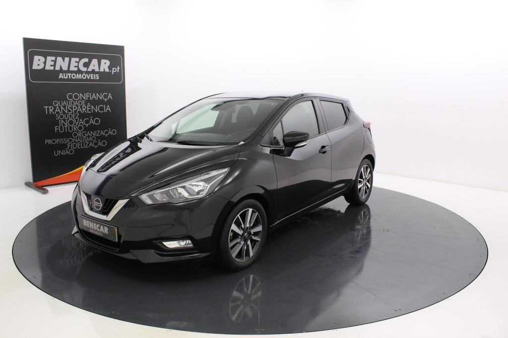 Nissan Micra 1.5 dCi Acenta Connecta 5p