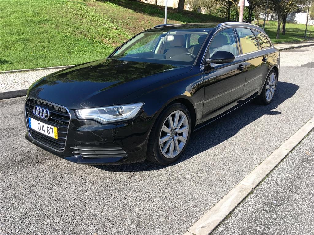 Audi A6 Avant 3.0 TDi V6 Multitronic (204cv) (5p)