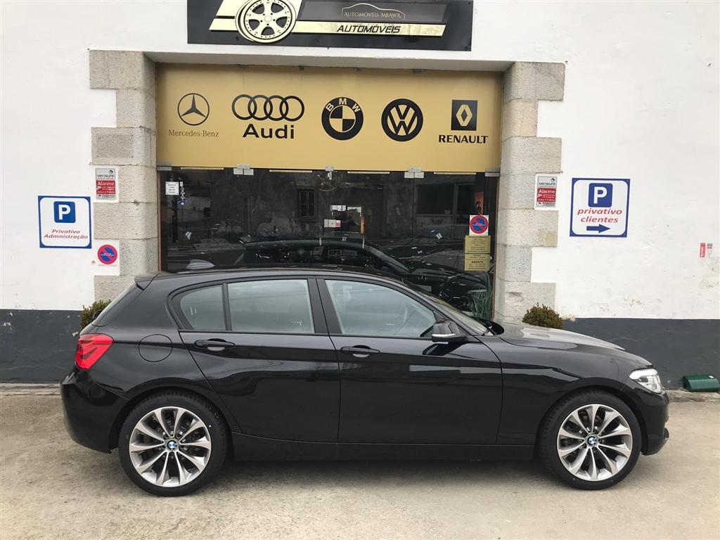 BMW Série  D Line Auto