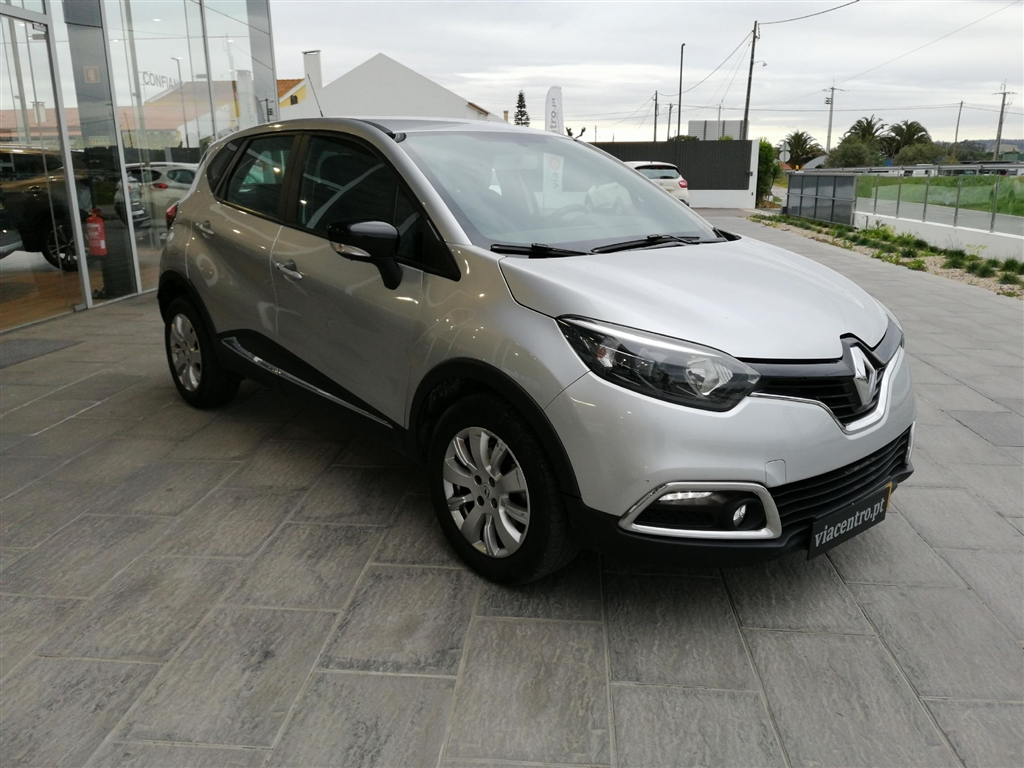 Renault Captur 1.5 DCI BUSINESS ECO2 C/GPS