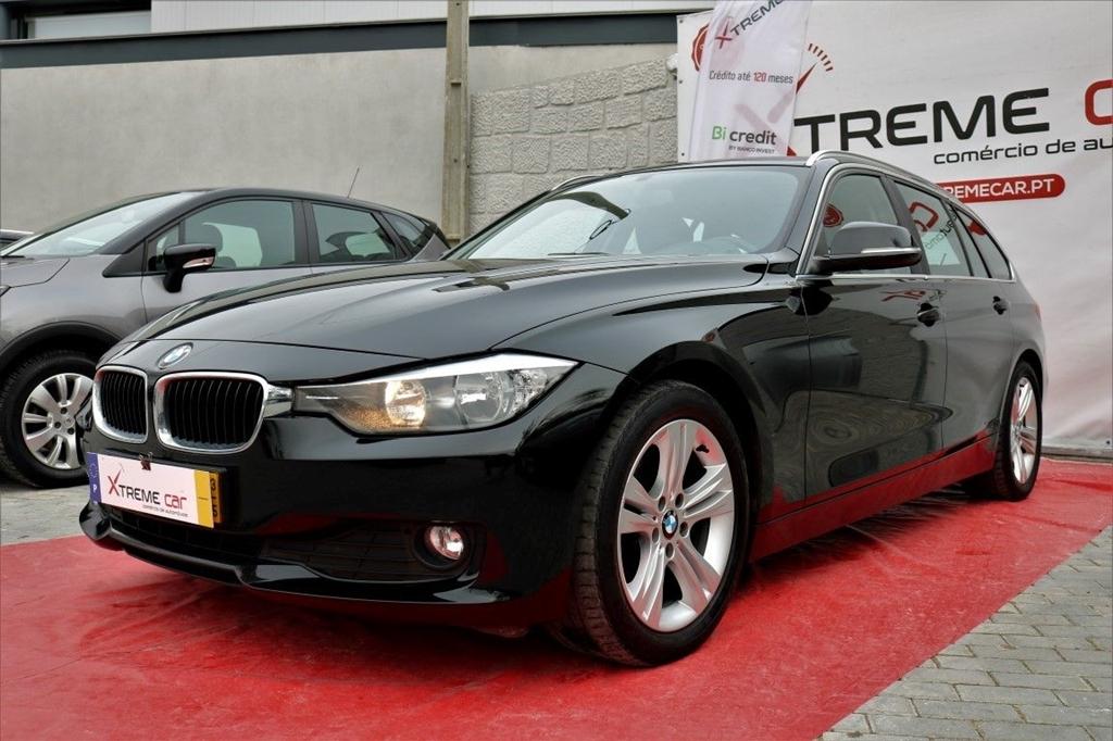 BMW Série 3 D TOURING