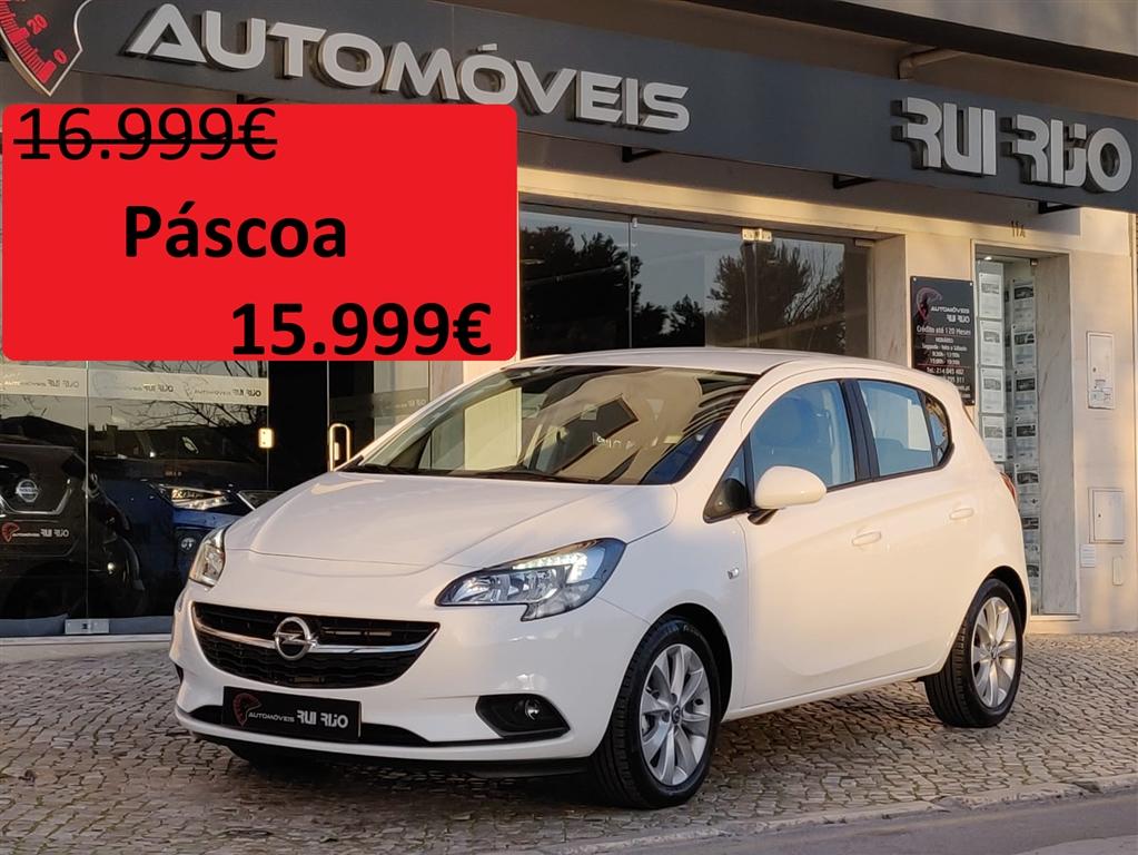 Opel Corsa 1.4 Dynamic Easytronic (90cv) (5p)