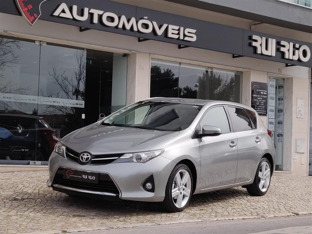 Toyota Auris 1.4 D-4D Comfort (90cv) (5p)