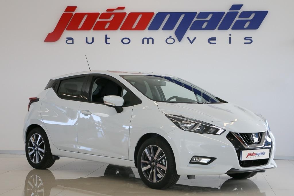 Nissan Micra Acenta Pack Navi 1.0 IG-T (GPS) (0 Kms)