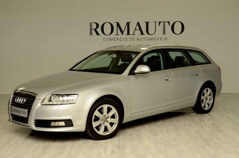 Audi A6 Avant 2.0 TDi Exclusive Multitronic (170cv)