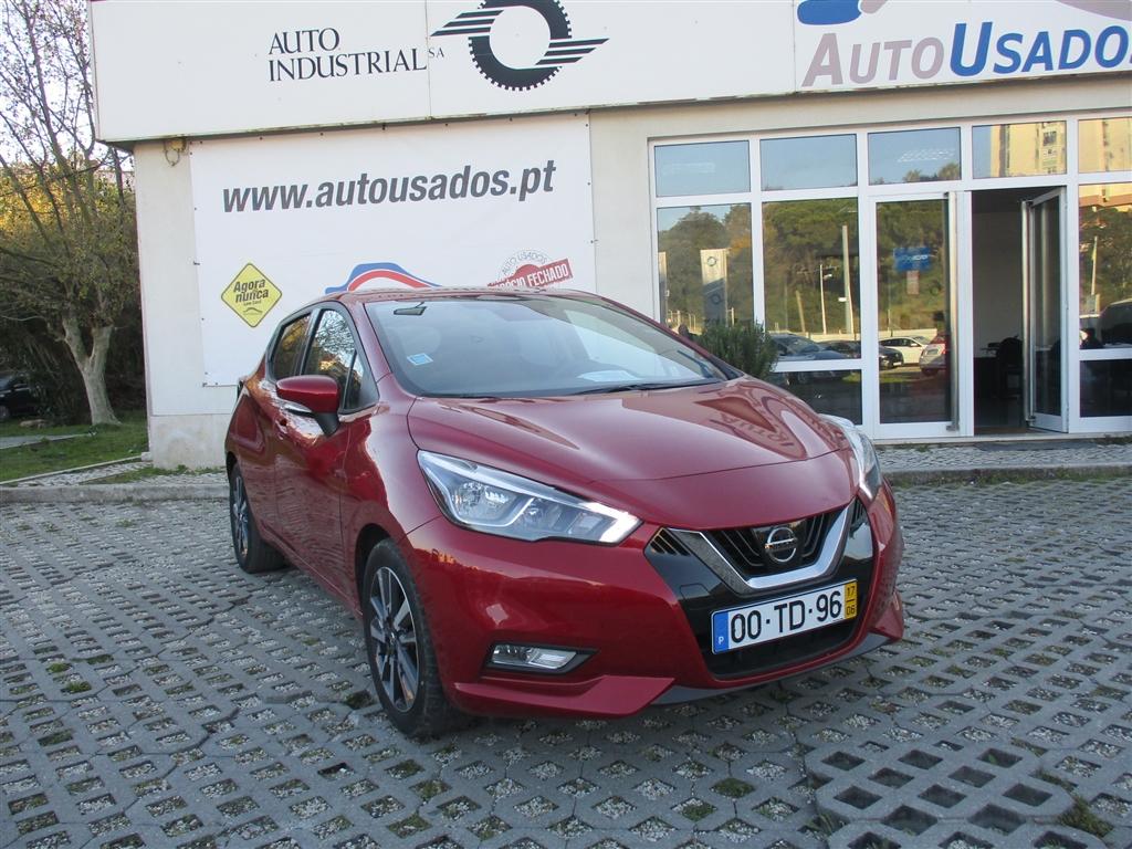 Nissan Micra 1.5 dCi Visia+ S/S (90cv) (5p)