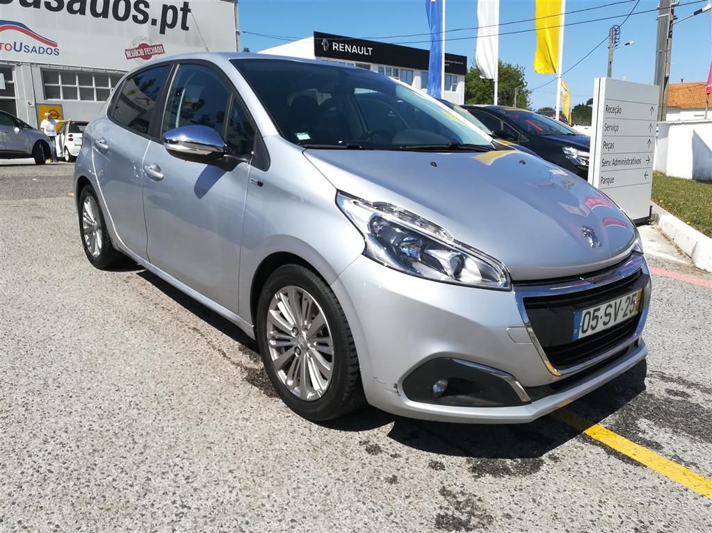 Peugeot  BlueHDi 75 Style 5p (5 lug)