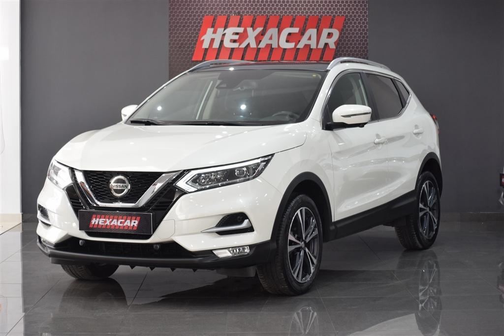 Nissan Qashqai 1.5 dCi N-Connecta Led Xenon 360