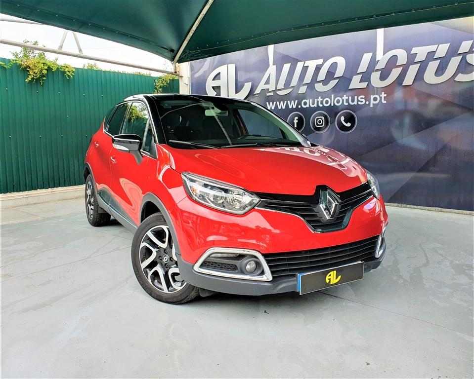 Renault Captur 1.5 dCi Exclusive ECO2