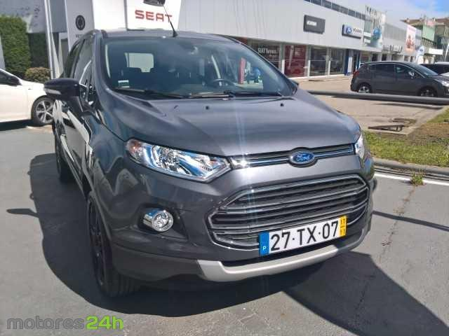 Ford Ecosport 1.0 EcoBoost ST-Line Plus
