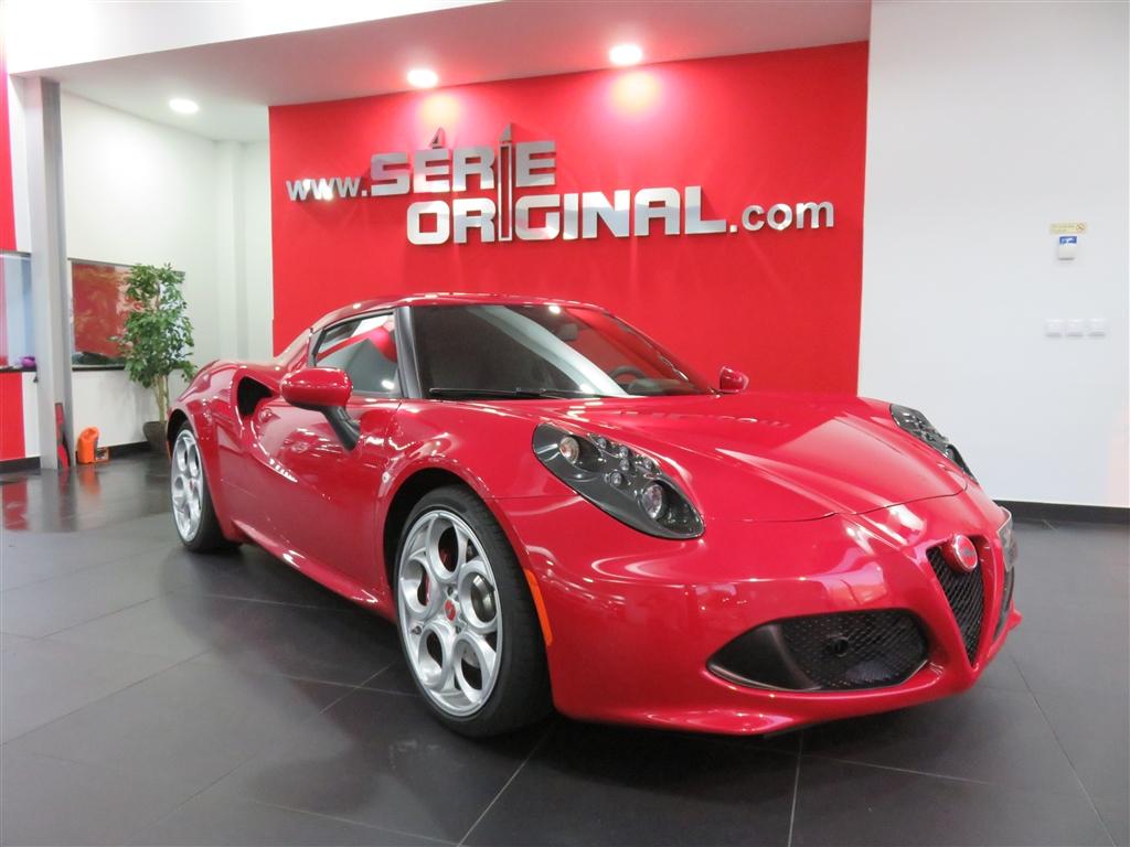 Alfa Romeo 4C  TBi (240cv) (2p)