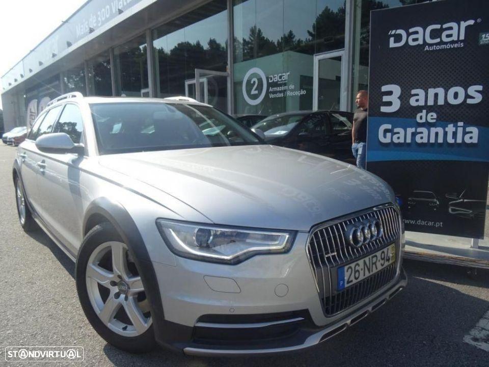 Audi A6 Allroad 3.0 TDi QUATTRO S TRONIC