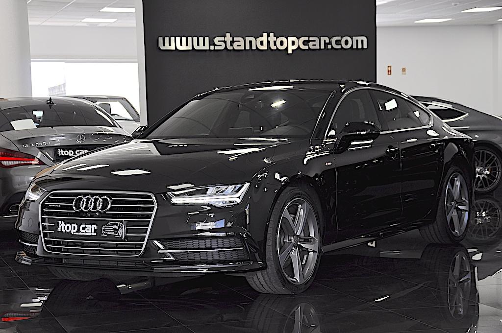 Audi A7 3.0 TDi V6 quattro S-line S-tronic (272cv) (5p)