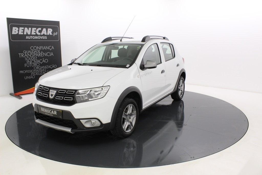 Dacia Sandero Stepway 0.9 Tce